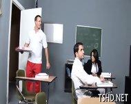 Girl Drilled Vigorously - scene 3