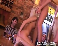 Men And Gals On Sex Party - scene 8