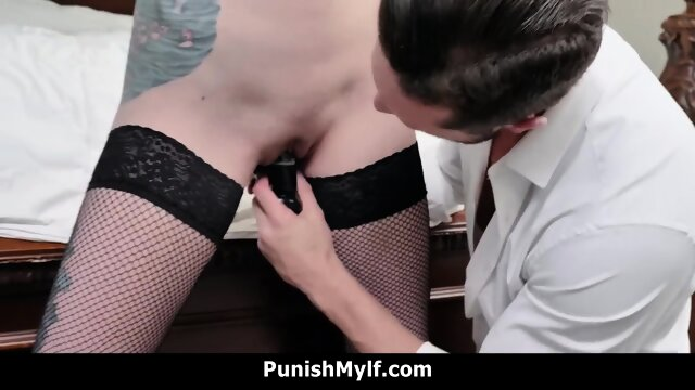 Tatted Up Hottie Tied Up For Hard Rough Fuck –  Rocky Emerson