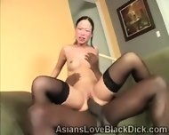 This Asian Petite Does Not Know When It Is Too Big - scene 2