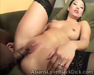 This Asian Petite Does Not Know When It Is Too Big - scene 4