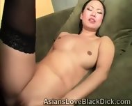 This Asian Petite Does Not Know When It Is Too Big - scene 5