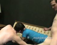 College Gay Sex For Social Acceptance - scene 5