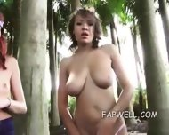 Free Love Hippie Girls Fuck One Cock - scene 2