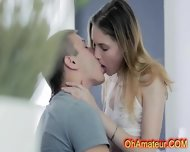 Cute Young Horny Blonde Rides Hard - scene 5