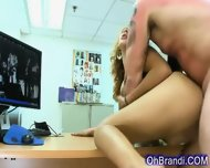 Busty Sexy Blonde Fucked At The Office - scene 4