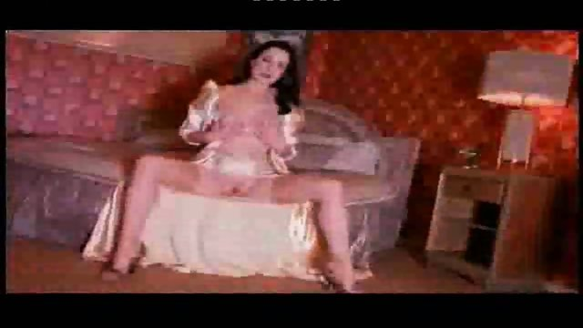 Dita von Teese pleasures herself