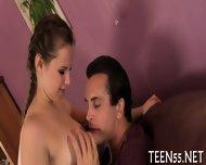 Teen Explores Carnal Pleasures - scene 5
