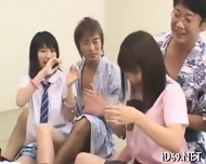 Rough And Racy Group Banging - scene 4