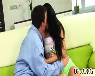 He Squeezes In To Fuck - scene 4