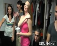 Totally Wild Group Pleasuring - scene 12