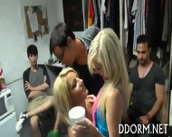 Totally Wild Group Pleasuring - scene 4
