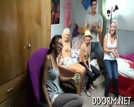 Racy And Delightsome Orgy - scene 5