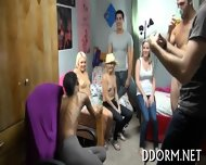 Racy And Delightsome Orgy - scene 6