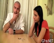 Explicit Cuckold Pleasuring - scene 2