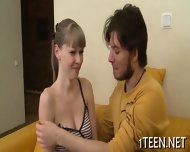 Lusty Blowjob With Horny Stud - scene 2