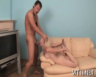 Spreading Lusty Anal Joy - scene 9