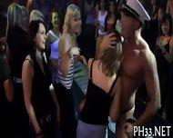 Salacious Group Pleasuring - scene 1