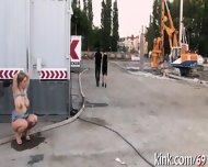 Explicit Group Punishment - scene 11