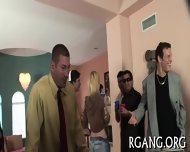 Gals Have Nice Group Sex - scene 6