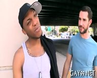 Black Gay Fucks White Pal - scene 8