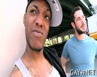 Black Gay Fucks White Pal - scene 11