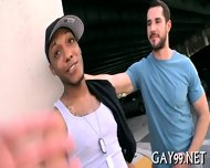 Black Gay Fucks White Pal - scene 12
