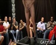 Sucking A Huge Stripper Cock - scene 8