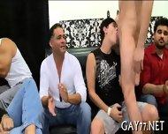 Sucking A Huge Stripper Cock - scene 10