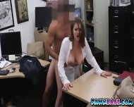 Foxy Lady And Her Amazing Ass That Was Big And Juicy - scene 8