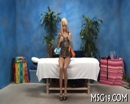 Girl With Nice Ass Gives Massage - scene 2