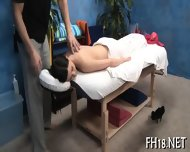 A Very Satisfying Massage - scene 2