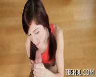 Intriguing A Horny Hard Pecker - scene 9