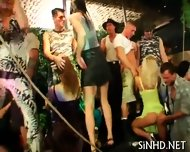 Wild And Raucous Pole Party - scene 1