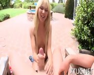 Fascinating Lady Is Good At Blowjobs - scene 9
