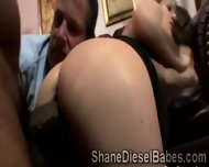 Milf Moans Like A Filthy Slut When Shane Diesel Pumps Her Cunt - scene 9