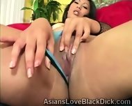 Filthy Oriental Honey Tease Us With Her Sweet Tight Pussy - scene 8