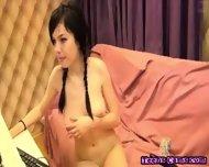 Cute Web Cam Teen Masturbates - scene 12