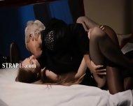 Lezzies Having Sexing In Front Of Mirror - scene 1