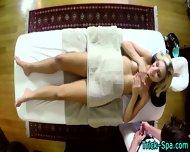 Blonde Babe Tit Massage - scene 8