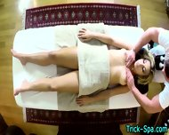 Blonde Babe Tit Massage - scene 12