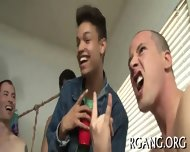Gangbang With Slutty Gals - scene 5