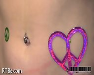 Painful Clamping For Beauty S Tits - scene 12