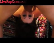 Face Fucking Facial On Webcam Deepthroat - scene 3