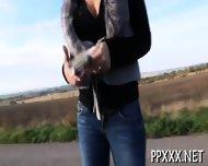 Mesmerizing Cowgirl Riding - scene 8