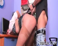 Anus Of Babe Is Stuffed - scene 7