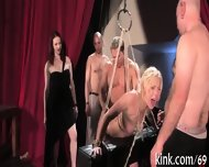 Merciless Pussy Humiliation - scene 5