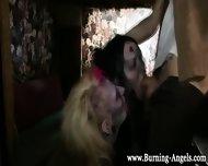 Gothic Zombies Suck Cock - scene 8