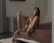 Wet Orgasm Of Exotic Beauty Finger - scene 8