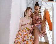 Dildos And Toys Of Russian Lezzs - scene 3